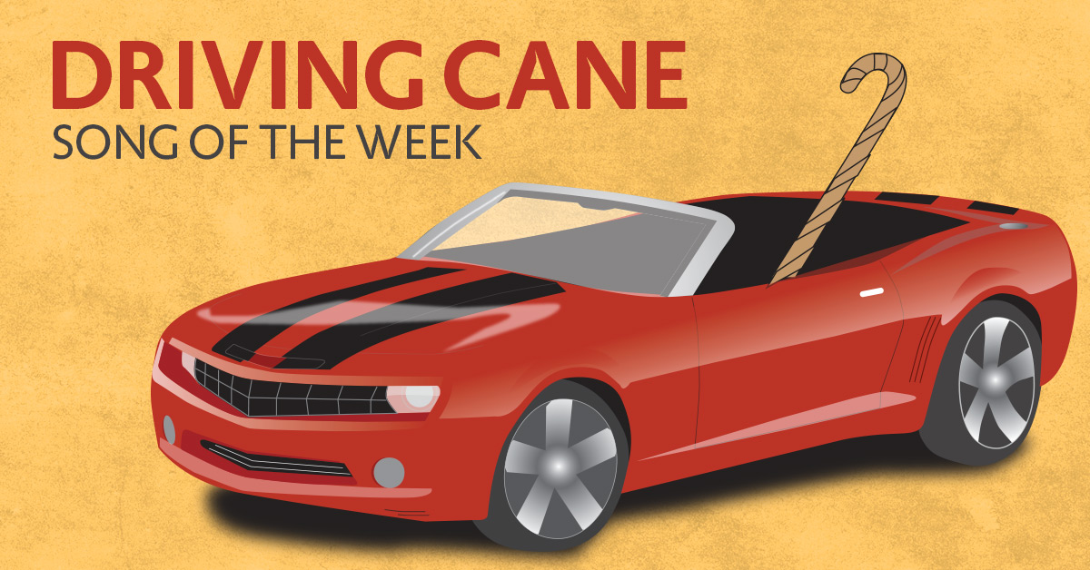 Song of the Week: Driving Cane