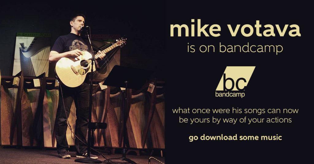 Mike Votava Music Bandcamp