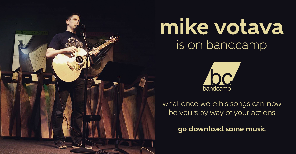 Mike Votava Music Bandcamp