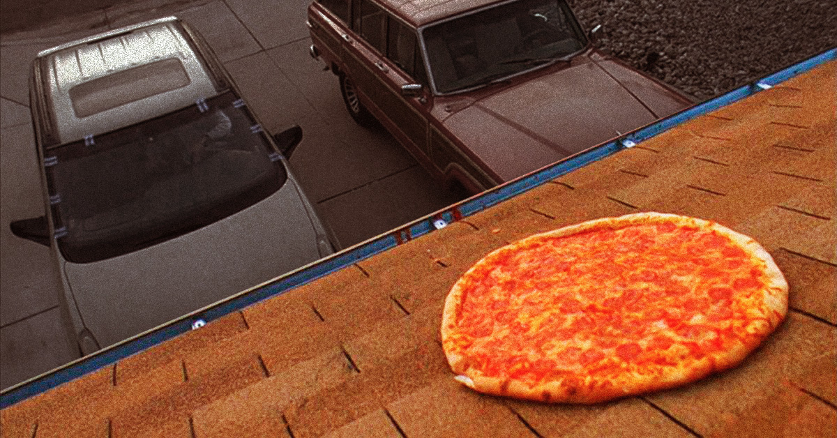 Song of the Week: Pizza On Your Roof