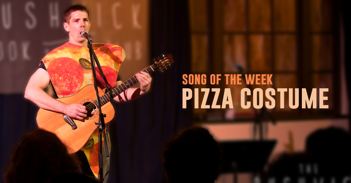 Song of the Week: Pizza Costume