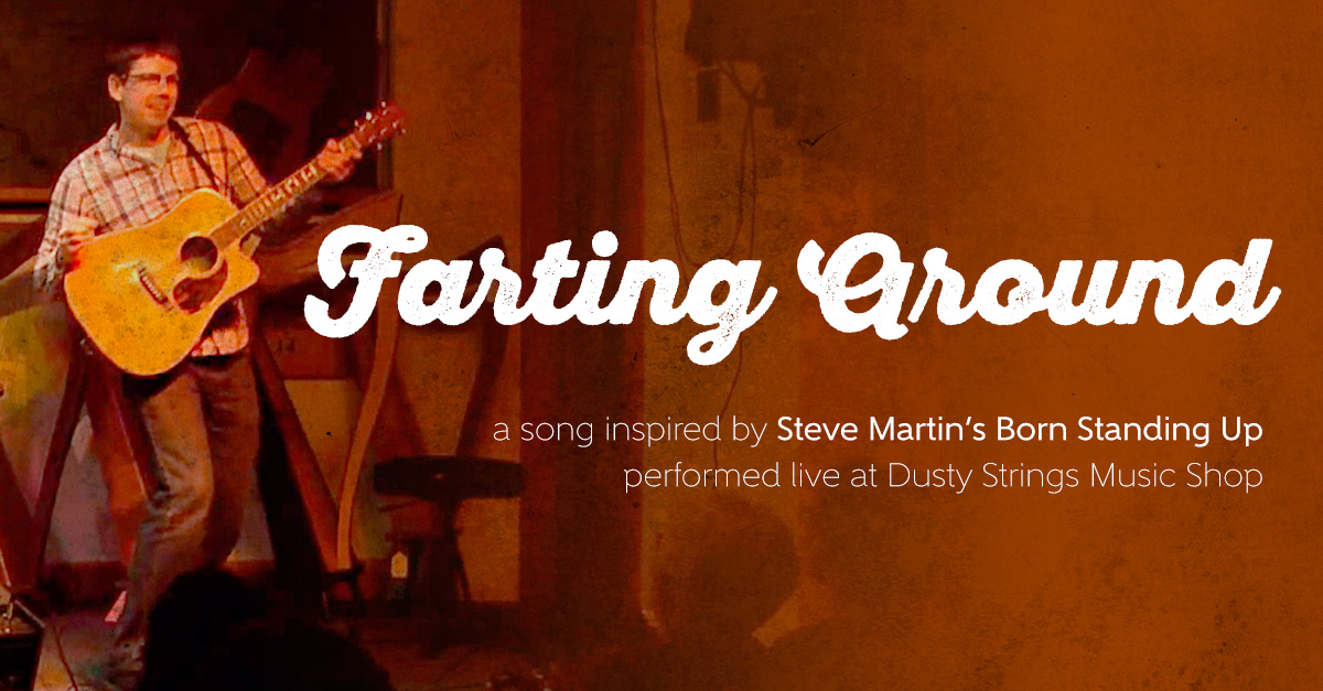 Farting Around - Steve Martin's Born Standing Up