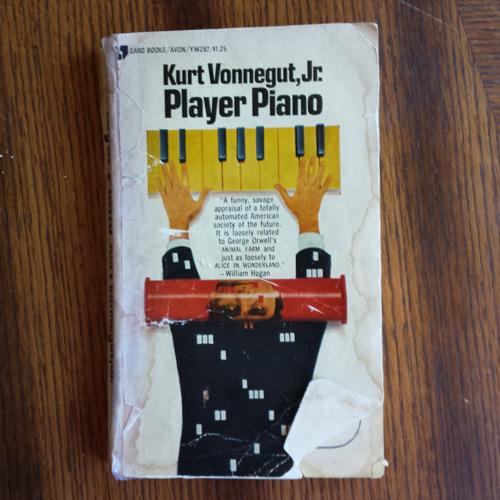 Player Piano Kurt Vonnegut Book