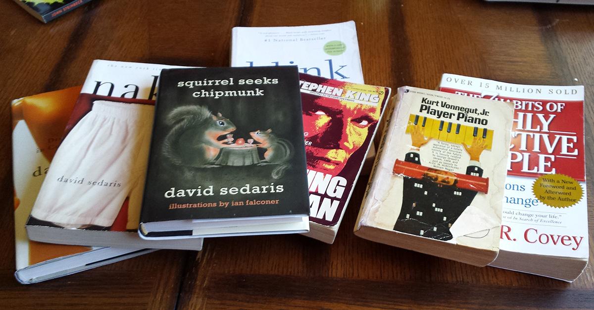 some books i've been reading