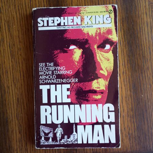 the-running-man-book