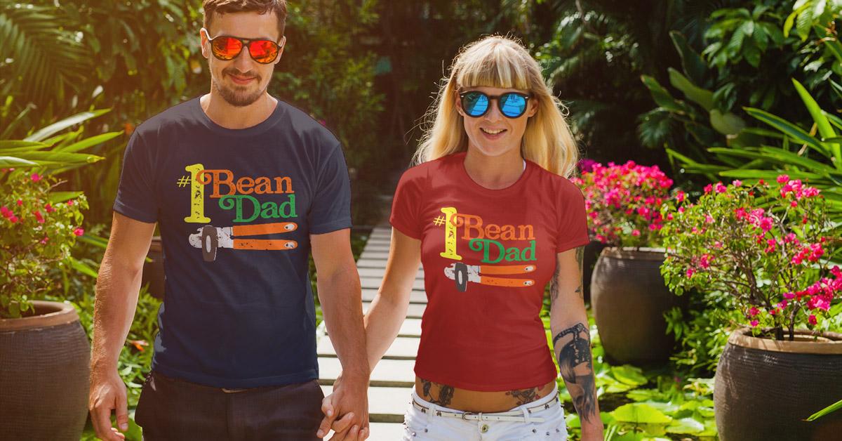 bean dad shirt