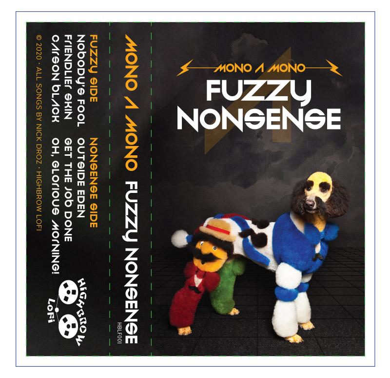 Fuzzy Nonsense: cover panel