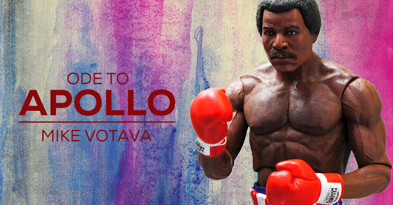 Ode to Apollo Creed | Mike Votava music