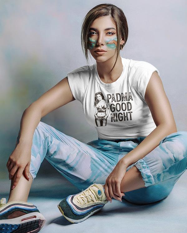 padma lakshmi shirt