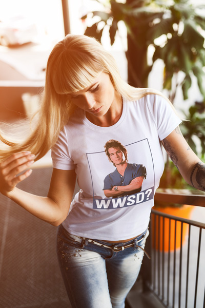 what would swayze do shirt mike votava seattle music