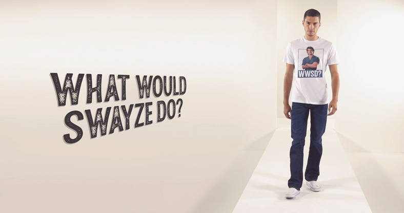 what would swayze do shirt