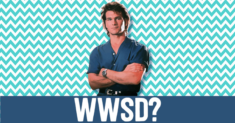 what would swayze do mike votava